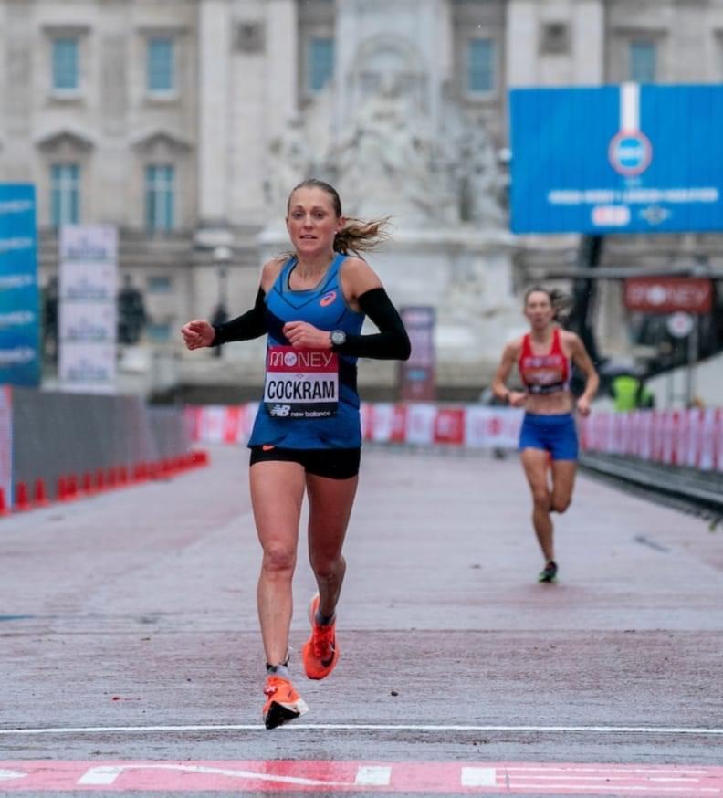 East Wales Athlete takes British Marathon Championship